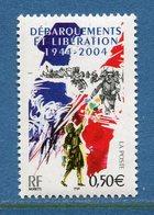 France - YT N° 3675 - Neuf Sans Charnière - 2004 - Francia