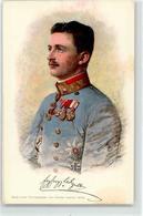 52420285 - Thronfolger Erzherzog Karl Franz Joseph - Rotes Kreuz Kriegshilfsbuero Nr. 281 - Missions