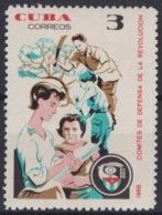 1968.80 CUBA 1968 MNH Ed.1586. COMITES DE DEFENSA DE LA REVOLUCION CDR - Unused Stamps