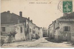 54 NOMENY  Rue De Porte-Haute - Nomeny