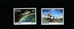 IRELAND/EIRE - 1986  AER LINGUS  SET  MINT NH - 1949-... Repubblica D'Irlanda