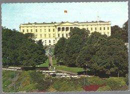 PC  Mittet -1303/31- Norway,Oslo , Slottet.The Royal Palace . Unused - Norvège