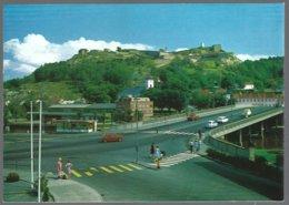 PC  Mittet M-1130/14- Norway, View Of Halden + Bridge.  Unused - Norvège