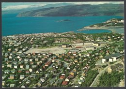PC  AUNE F-8390-7- Norway  Kirkenes Part Of The Town.  Unused - Norvège
