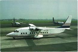 ConnectAir Issue, Airplane Shorts SD360 Advanced - 1946-....: Ere Moderne