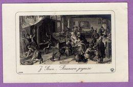 Reunion Joyeuse J.STEEN - Edition Fontane à Paris - - Cartes Postales