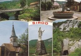 SIROD - JURA - (39) - CPSM MULTIVUES. - Autres Communes