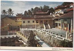 Malaysia, AYER ITAM TEMPLE, Penang, Unused Postcard [23895] - Malaysia