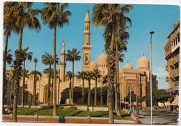 Alexandria, Abou El Abbas Mosque, Egypt, Unused Postcard [23897] - Egypt