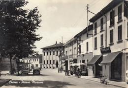 Lombardia - Cremona - Crema - Piazza Marconi - F. Grande - Anni 50 - Bella Animata - Altre Città