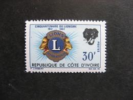 Cote D'Ivoire: TB N° 265, Neuf XX. - Costa D'Avorio (1960-...)