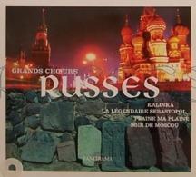 Grands Choeurs Russes : Kalinka - CD - Musicals