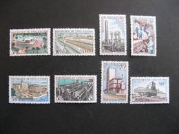 Cote D'Ivoire:  TB Série N° 269 Au N°276, Neufs XX. - Costa D'Avorio (1960-...)