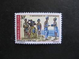 Cote D'Ivoire: TB N° 279, Neuf XX. - Costa D'Avorio (1960-...)