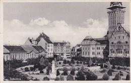 SERBIE,SERBIA,VOIVODINE,BACKA,SUBOTICA,JUGOSLAVIJA TIMBRE - Serbie