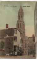 Chambretaud- Rue De L'Eglise - Autres Communes