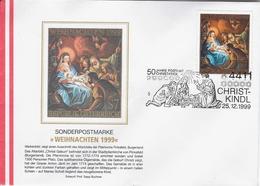 Christkindl 99 - 1991-00 Lettres