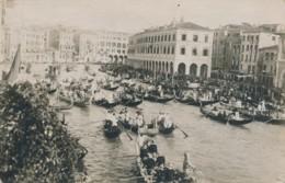 2a.817. VENEZIA - Cartolina Fotografica .- 1925 - Venezia (Venice)