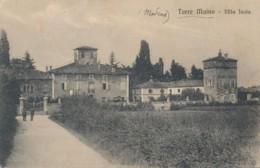 2a.823. TORRE MAINA - Villa Isola - Maranello - Modena - 1913 - Italia