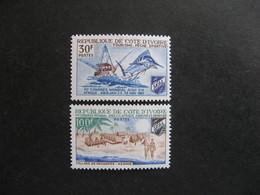 A). Cote D'Ivoire: TB Paire N° 292 Et N° 293, Neufs XX. - Costa D'Avorio (1960-...)