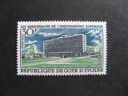 Cote D'Ivoire: TB N° 295, Neuf XX. - Costa D'Avorio (1960-...)