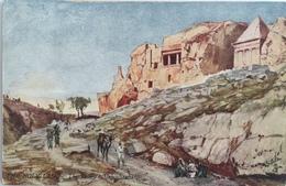 Varie 23 - Gerusalemme - Valle Di Jehoshaphat - Israele