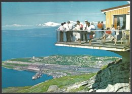 PC  AUNE F-7395-4- Norway, Narvik View Towards The Fiord.  Unused - Norvège