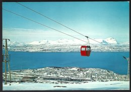 PC  AUNE F-8306-7- Norway, Narvik View Of A Part Of The Town.  Unused - Norvège