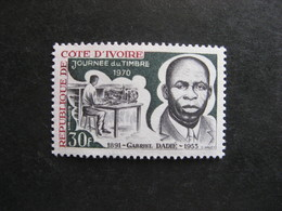 A). Cote D'Ivoire: TB N° 296, Neuf XX. - Costa D'Avorio (1960-...)