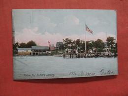 Buhler's Landing Belmar  New Jersey   Ref 3914 - Estados Unidos
