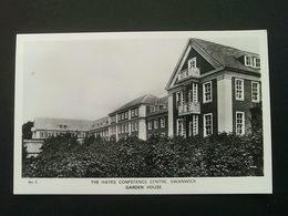 Hayes Conference Centre, Swanwick,  Black & White Postcard - Derbyshire