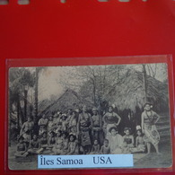 ILES SAMOA DIE SAMOANER - Samoa