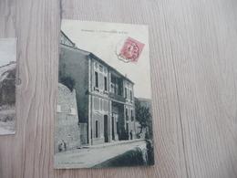 CPA 34 Hérault Graissessac Le Grand Café Moulin - France