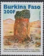 Burkina Faso 2019 Tourisme UNESCO Site Histoire Metallurgie Fer Iron Eisen, Mnh - Burkina Faso (1984-...)