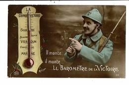 CPA-Carte Postale FRANCE-Il Monte  Il Monte Le Baromètre De La Victoire-1916-VM13420 - War 1914-18