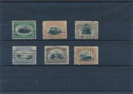 USA Briefmarken Ab 1901 Siehe Scan - Gebraucht