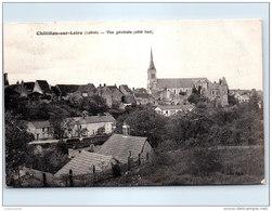 45 CHATILLON SUR LOIRE - Vue Générale Coté Sud - Chatillon Sur Loire