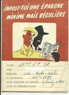 Calendrier De Poche -- Année  1952 Et 1953 - Publicité   C. G. E. R.         (3 Scans) - Calendriers