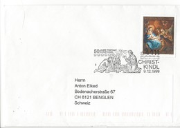 24191- Christkindl 1999 Pour Benglen 09.12.1999 - Noël