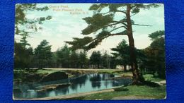 Quarry Pond, Point Pleasant Park Halifax N. S. Canada - Halifax