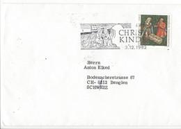 24193- Christkindl 1982 Pour Benglen 03.12.1982 - Noël