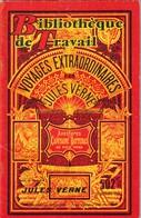 Bibliothèque De Travail, N° 502, Voyages Extraordinaires Par Jules Verne 1961 - 6-12 Ans