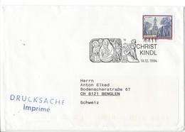 24194- Christkindl 1994 Pour Benglen 19.12.1994 - Noël