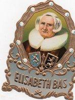 1 Zigarrenbilder, Sammelbilder. Elisabeth Bas - Cigarette Cards