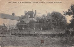 Frossay (44) - Château De Bois Péan - Frossay