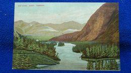 Bow River Banff Canada - Banff