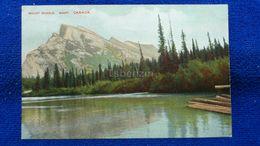 Mount Rundle Banff Canada - Banff