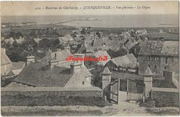 Querqueville - Vue Générale - La Digue - 1917 - Other Municipalities