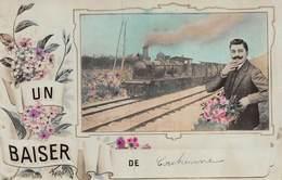 20-2430 : UN BAISER DE COUHENNE ? COUCHENNE ? LOUCHENNE ? LOUHENNE ? - A Identifier