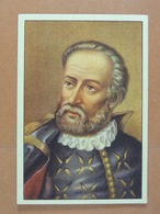 Gutermann (8,7 Cm X  6cm) Personnages Célèbres Fernand De Magellan /11/ - Altri